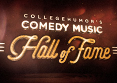 CollegeHumor's Comedy Music Hall of Fame